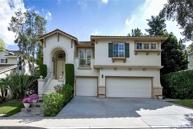 Single Family for Sale at 10 Sugarbush Aliso Viejo, California 92656 United States