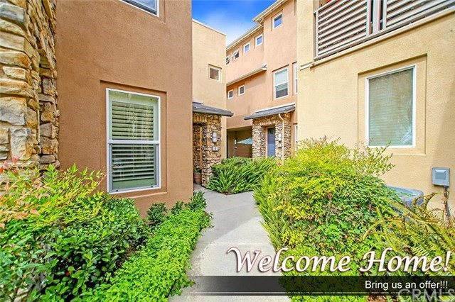 Condo / Townhome / Loft for Sale at 8 Meridian Drive Aliso Viejo, California 92656 United States