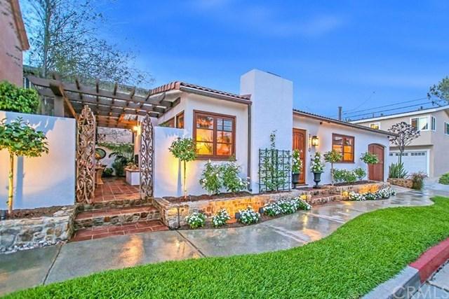 Single Family for Sale at 3210 Seaview Avenue Corona Del Mar, California 92625 United States