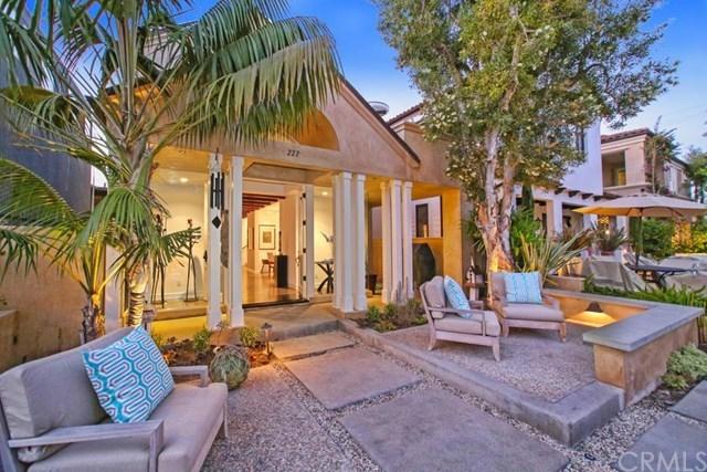 Single Family for Sale at 227 Jasmine Avenue Corona Del Mar, California 92625 United States