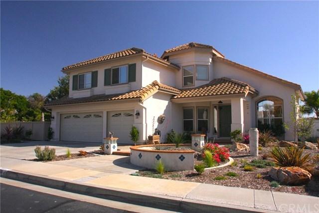 Частный дом для того Продажа на 3901 Carta De Plata 3901 Carta De Plata San Clemente, Калифорния,92673 Соединенные Штаты