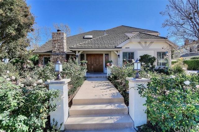 Maison unifamiliale pour l Vente à 30195 Hillside Terrace 30195 Hillside Terrace San Juan Capistrano, Californie,92675 États-Unis