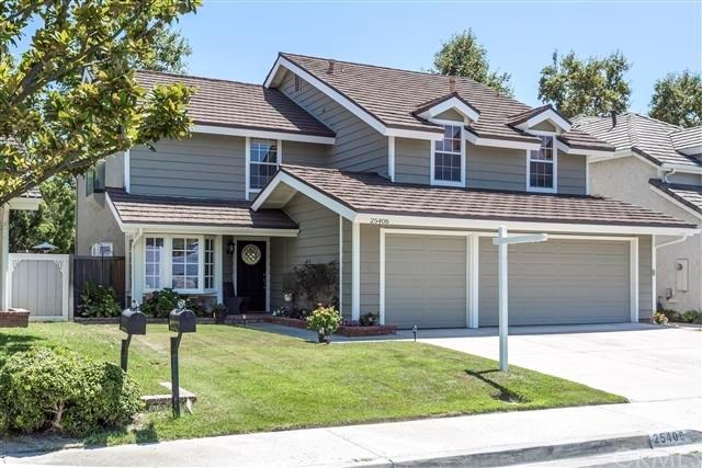 Single Family for Sale at 25406 Elderwood Lake Forest, California 92630 United States