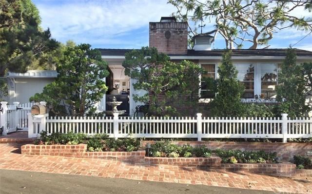 Single Family for Sale at 631 Lombardy Lane Laguna Beach, California 92651 United States