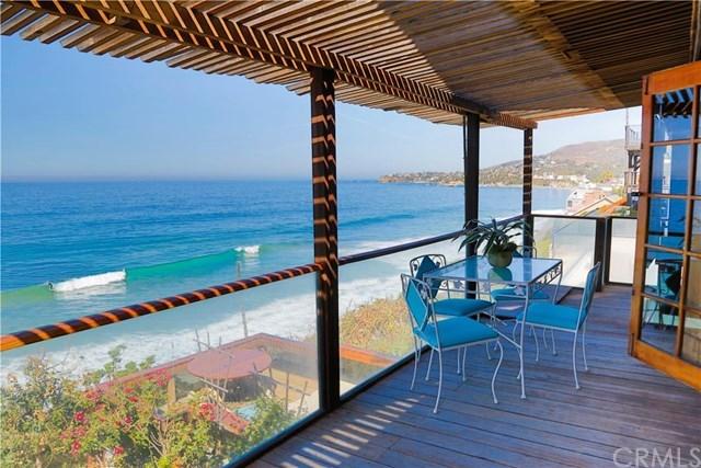 Single Family for Sale at 154 Thalia Street Laguna Beach, California 92651 United States