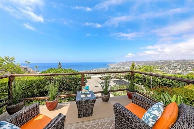Casa Unifamiliar por un Venta en 1183 La Mirada Street 1183 La Mirada Street Laguna Beach, California,92651 Estados Unidos