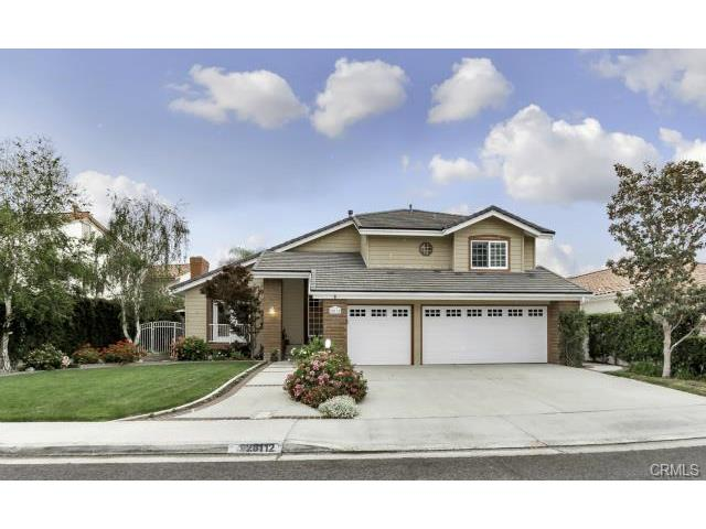 Single Family for Sale at 28112 Orsola Mission Viejo, California 92692 United States