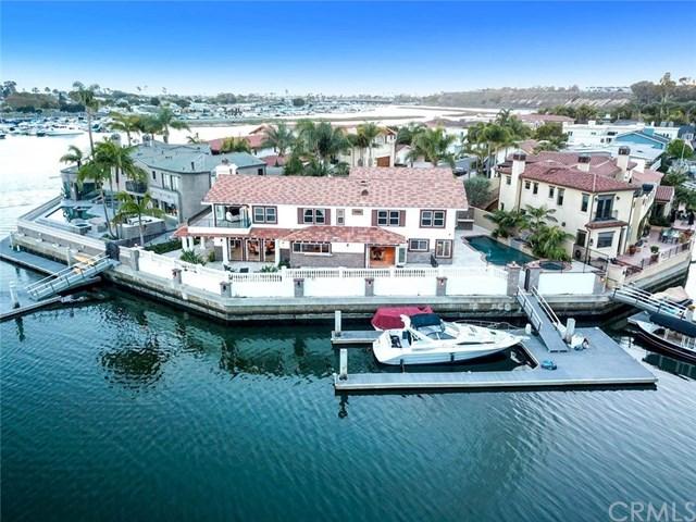 Single Family Home for Sale at 300 Morning Star Lane 300 Morning Star Lane Newport Beach, California,92660 United States