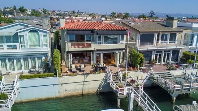 Nhà ở một gia đình vì Bán tại 231 Via Lido Soud 231 Via Lido Soud Newport Beach, California,92663 Hoa Kỳ