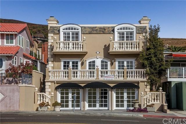 Новая постройка для того Продажа на 1042 N. Coast 1042 N. Coast Laguna Beach, Калифорния,92651 Соединенные Штаты