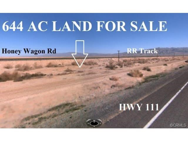 Land / Lots for Sale at Honey Wagon Rd Niland, California 92257 United States