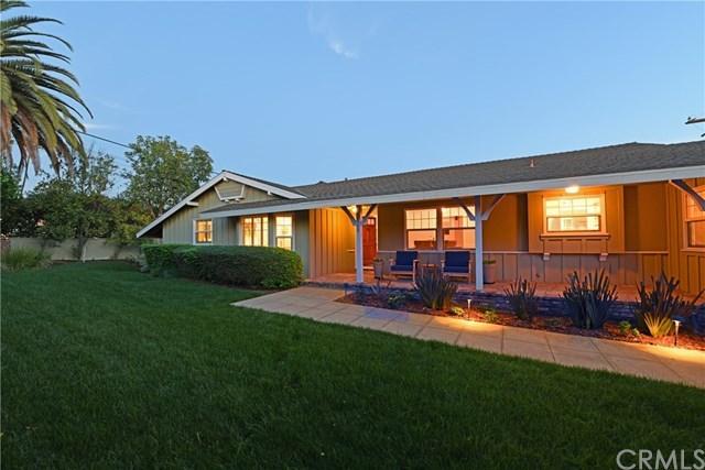 Maison unifamiliale pour l Vente à 12502 Singing Wood Drive 12502 Singing Wood Drive North Tustin, Californie,92705 États-Unis