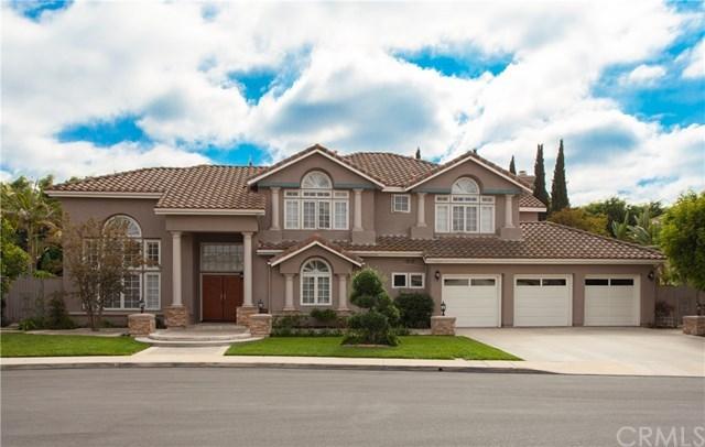 Casa Unifamiliar por un Venta en 13661 Belle Rive North Tustin, California,92705 Estados Unidos