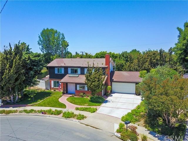 단독 가정 주택 용 매매 에 11951 Gladstone Drive North Tustin, 캘리포니아,92705 미국