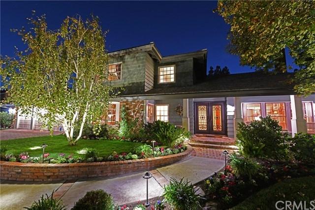 Maison unifamiliale pour l Vente à 13111 Tamarisk Drive 13111 Tamarisk Drive North Tustin, Californie,92705 États-Unis