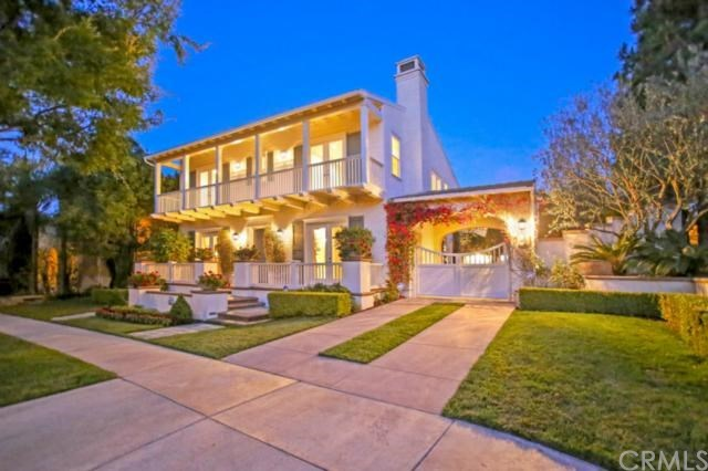 Single Family for Sale at 20 Peppertree Newport Beach, California 92660 United States