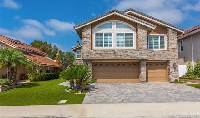 Maison unifamiliale pour l Vente à 5 Rincon 5 Rincon Irvine, Californie,92620 États-Unis