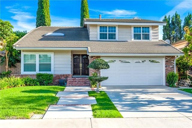 Maison unifamiliale pour l Vente à 11 Seville 11 Seville Irvine, Californie,92620 États-Unis