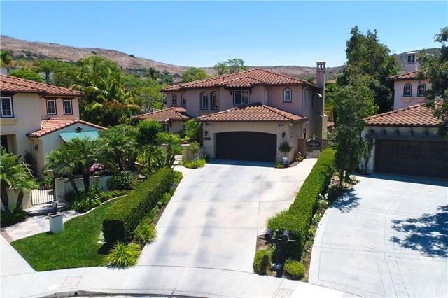 Maison unifamiliale pour l Vente à 28481 Camino Dimora 28481 Camino Dimora San Juan Capistrano, Californie,92675 États-Unis