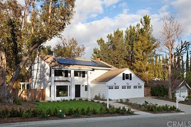 Maison unifamiliale pour l Vente à 25831 Pecos Road 25831 Pecos Road Laguna Hills, Californie,92653 États-Unis