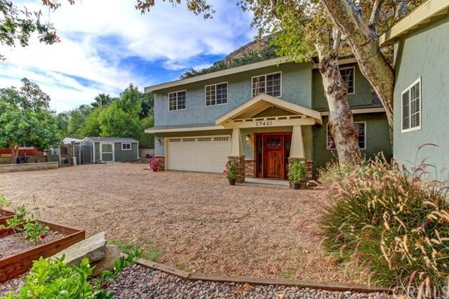 Single Family for Sale at 29461 Silverado Canyon Road Silverado, California 92676 United States