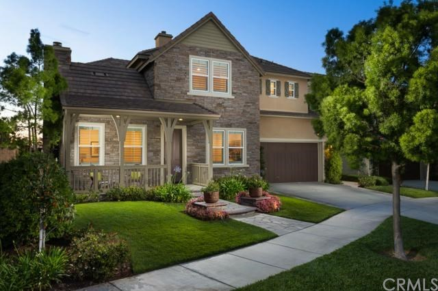 Single Family for Sale at 15533 Orchid Avenue Tustin, California 92782 United States
