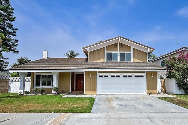 Single Family for Sale at 18141 Fieldbury Lane Huntington Beach, California 92647 United States