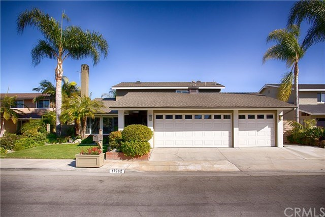 Single Family for Sale at 17982 Dellglen Circle Huntington Beach, California 92647 United States