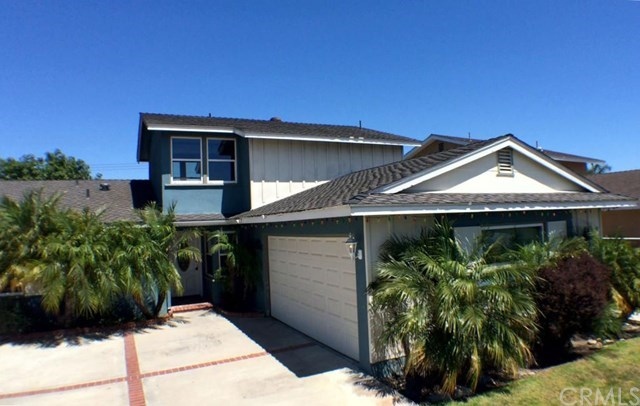 Single Family for Sale at 16718 Daisy Avenue Fountain Valley, California 92708 United States