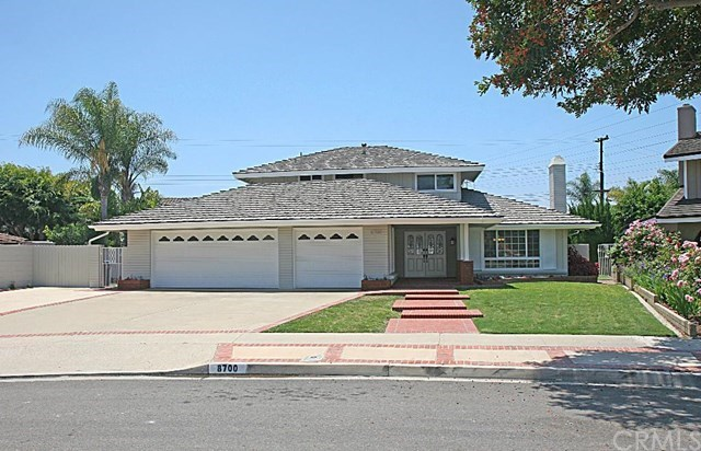 Single Family for Sale at 8700 Hummingbird Avenue Fountain Valley, California 92708 United States
