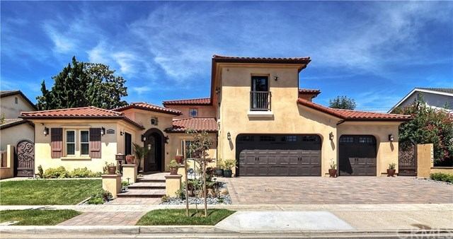 Single Family for Sale at 16583 Silktree Street Fountain Valley, California 92708 United States