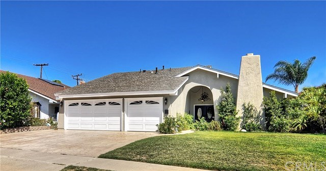 Single Family for Sale at 17770 Winterberry Street Fountain Valley, California 92708 United States