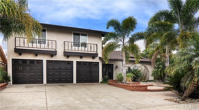 Single Family for Sale at 16513 Mount Neota Street Fountain Valley, California 92708 United States