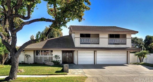 Single Family for Sale at 17842 Winterberry Street Fountain Valley, California 92708 United States