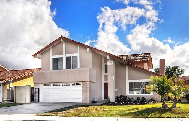 Single Family for Sale at 10926 La Carta Avenue Fountain Valley, California 92708 United States