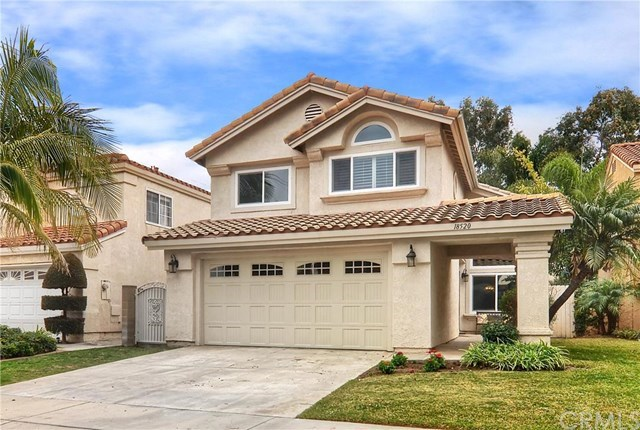 Single Family for Sale at 18520 Callens Circle Fountain Valley, California 92708 United States