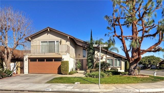 Single Family for Sale at 9791 La Esperanza Avenue Fountain Valley, California 92708 United States