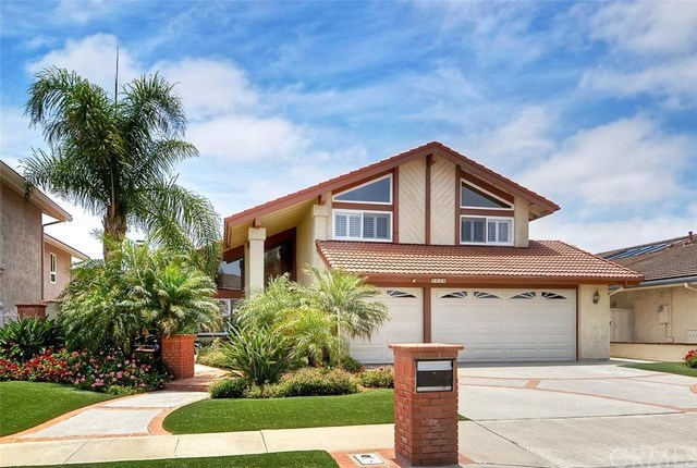 Single Family for Sale at 9840 Red River Circle Fountain Valley, California 92708 United States