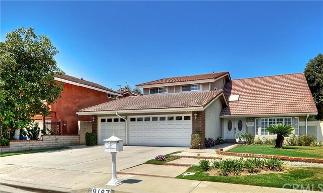 Single Family for Sale at 9187 Mcbride River Avenue Fountain Valley, California 92708 United States
