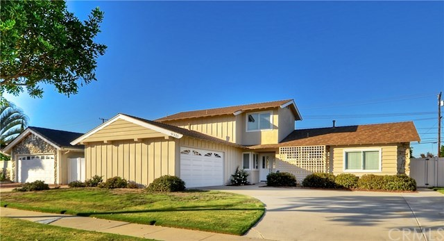 Single Family for Sale at 9311 El Valle Avenue Fountain Valley, California 92708 United States