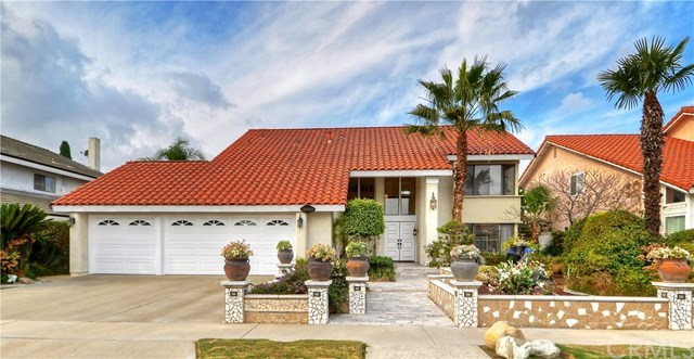Single Family for Sale at 16919 Mount Citadel Street Fountain Valley, California 92708 United States
