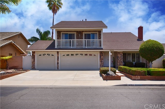 Single Family for Sale at 16564 Daisy Avenue Fountain Valley, California 92708 United States