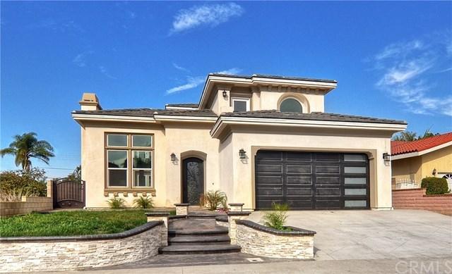 獨棟家庭住宅 為 出售 在 10391 Circulo De Juarez 10391 Circulo De Juarez Fountain Valley, 加利福尼亞州,92708 美國
