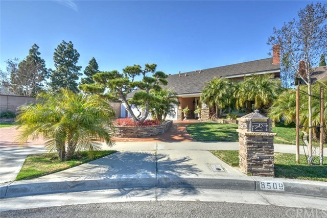 Single Family for Sale at 8509 Ostrich Circle Fountain Valley, California 92708 United States