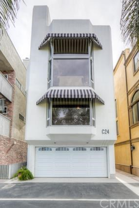 Single Family for Sale at 24 Pacific Avenue #c Surfside, California 90743 United States