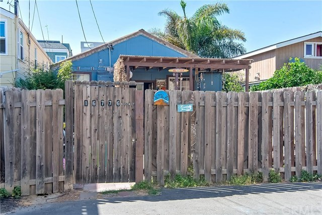 Single Family for Sale at 16776 15th Street Sunset Beach, California 90742 United States