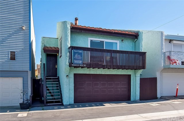 Condo / Townhome / Loft for Sale at 16945 9th Street Sunset Beach, California 90742 United States