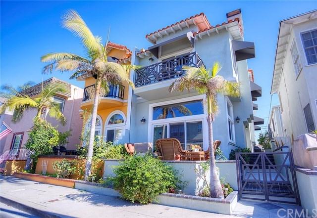 Casa Unifamiliar por un Venta en 66 Nieto Avenue 66 Nieto Avenue Long Beach, California,90803 Estados Unidos