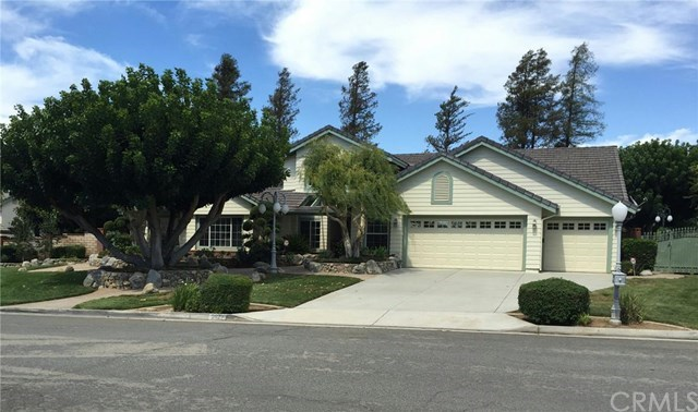 Single Family for Sale at 2629 Braden Place Riverside, California 92503 United States