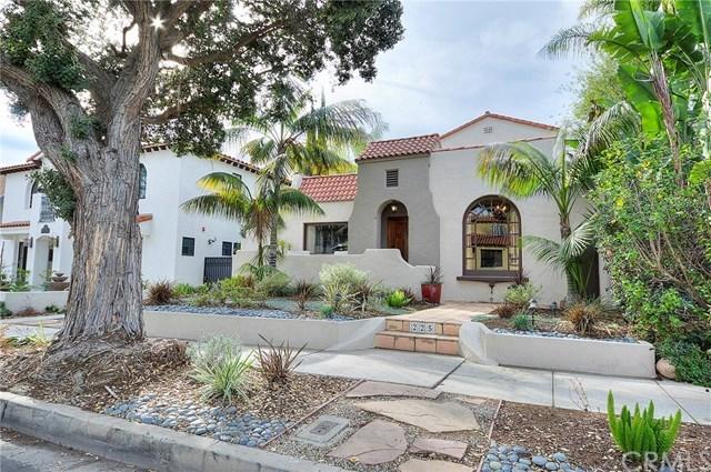 Maison unifamiliale pour l Vente à 225 Mira Mar Avenue 225 Mira Mar Avenue Long Beach, Californie,90803 États-Unis
